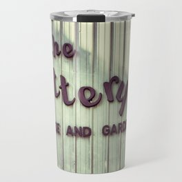 The Pottery Travel Mug
