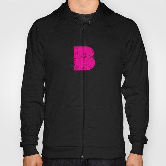 B (abstract geometrical type) Hoody