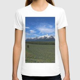 Beautiful Wyoming Landscape T-shirt
