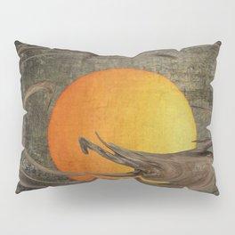 Golden orb Pillow Sham