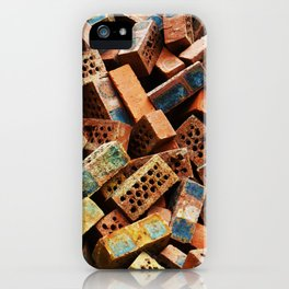 Chinese Bricks iPhone Case
