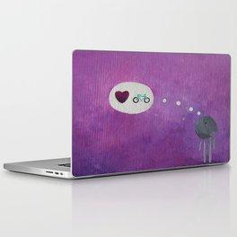 Love Guy Bike Love Laptop & iPad Skin