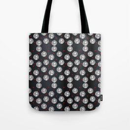 Traditional Japanese pattern SUZU Tote Bag