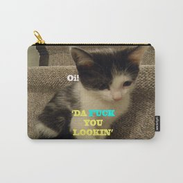 Sophia The Cat #3 [Tex's Owner] Carry-All Pouch