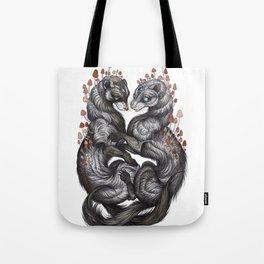 Ferret Companions Tote Bag