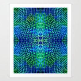 Quadro #9 Art Print