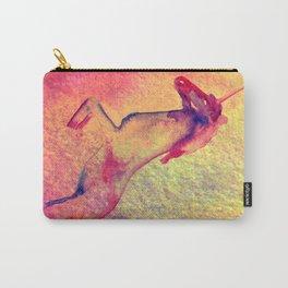 Unicorn Rainbow Carry-All Pouch