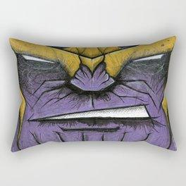 The Mad Titan Rectangular Pillow
