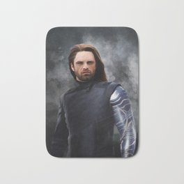 Soldier Winter (Infinity War) Bath Mat