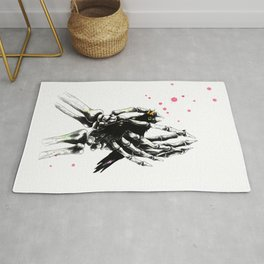 prisoner of love Rug