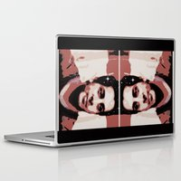 spaceman Laptop & iPad Skins featuring Spaceman by ACUN