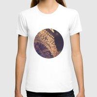 paris T-shirts featuring Paris (Delusion) by Tina Crespo
