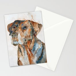 DOG#12 Stationery Cards