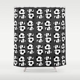Pandi Shower Curtain