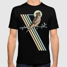 Mauritius Kestrel Falcon T-shirt