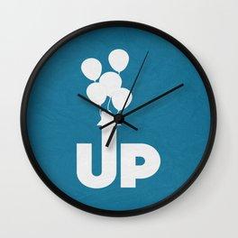Up 01 Wall Clock