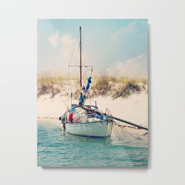 Shipwrecked 1 Metal Print