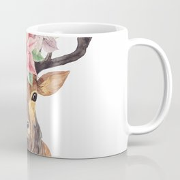 Winter Deer 3 Coffee Mug