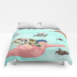Super Grandma Comforters