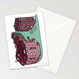 Lausanne City Stationery Cards