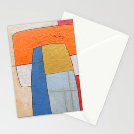 The Abstract Daily Art Print #7 Stationery Cards