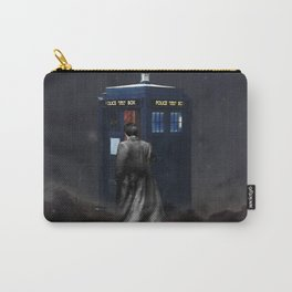 TARDIS DOCTOR WHO NEBULA Carry-All Pouch