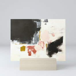 Jeanne's Song Abstract Mini Art Print