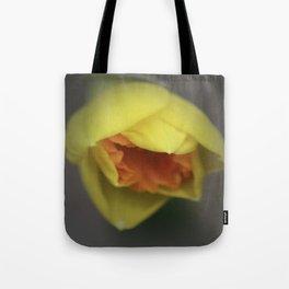Easter Daffodil Tote Bag