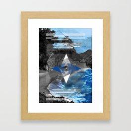 Lost. Framed Art Print
