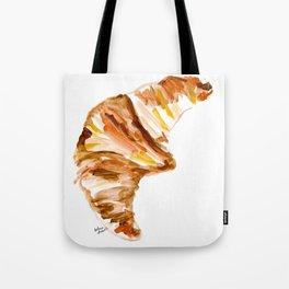 Croissant Tote Bag