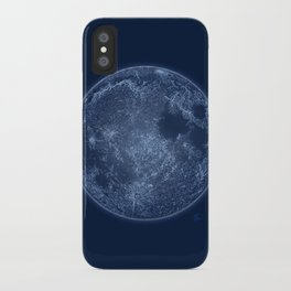 Dark Side of the Moon - Painting iPhone Case