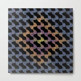 Pattern #43 Metal Print