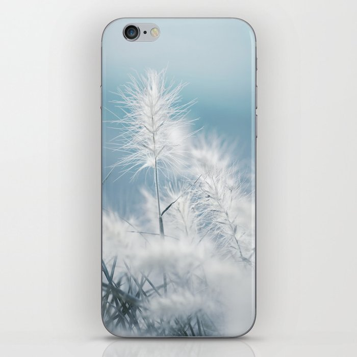 the art of a soft landing iPhone Skin