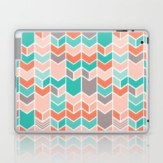 Multi Colored Chevron Laptop & iPad Skin