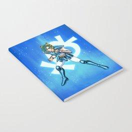 Caballero de Mercurio Notebook