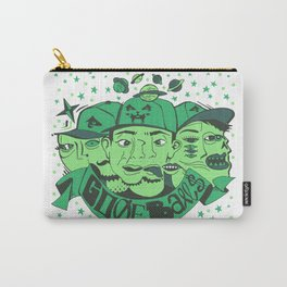 Goofballs Green Carry-All Pouch