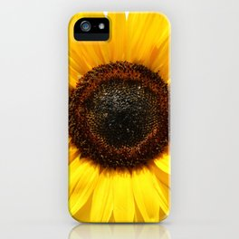 The Sun at Giverny iPhone Case