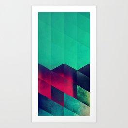 1styp Art Print