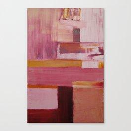 Blush 2011 Canvas Print