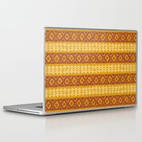 flora Laptop & iPad Skins featuring Flora by Florent Bodart / Speakerine