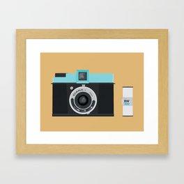 Diana 120 Framed Art Print