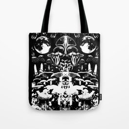 Moonmadness Tote Bag