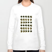 frames Long Sleeve T-shirts featuring loadinghead.gif frames by mrhappyface
