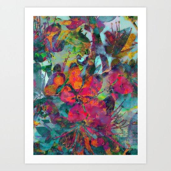 Flourishing Art Print