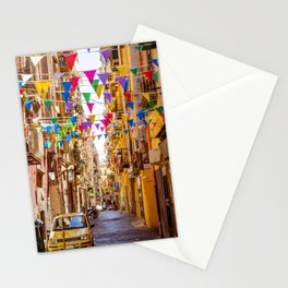 Naples, Italy Stationery Cards