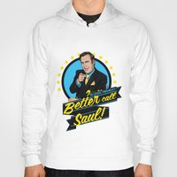 better call saul Hoodies featuring Better Call Saul by Akyanyme
