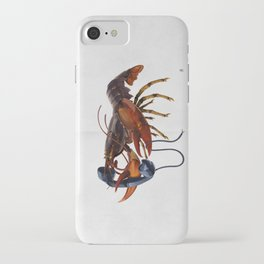 Calling Salvador (wordless) iPhone Case