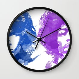 Jim Mash Up Wall Clock