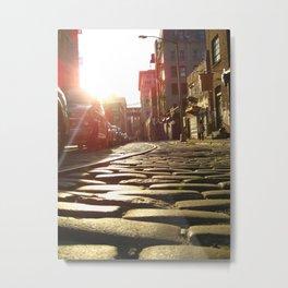 CobbleStone II Metal Print