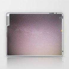 Seven Sisters near the Milky Way Laptop & iPad Skin